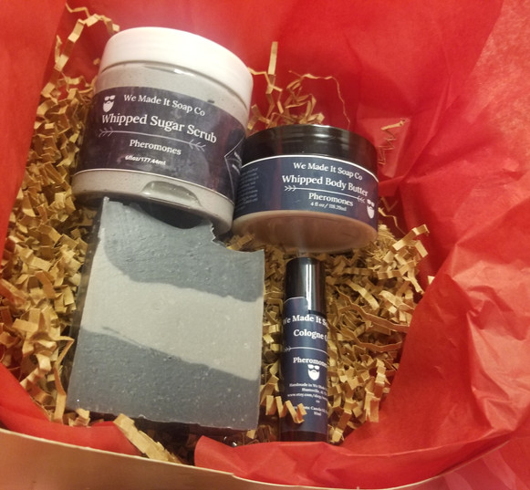 Pheromones Gift Set