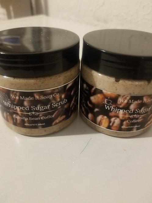 Vanilla Bean Coffee Scrub