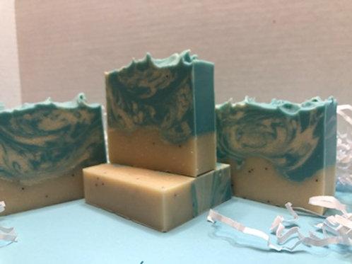 Seaside Cotton Soap Bar
