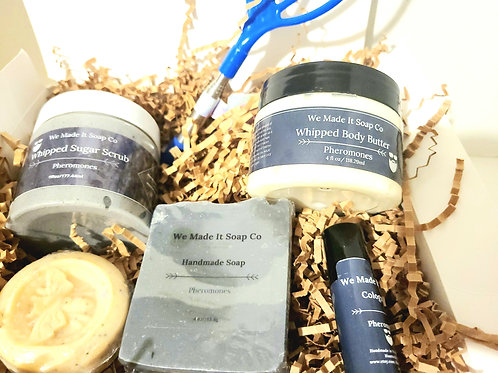 Deluxe Father's Day Self Care Gift Set
