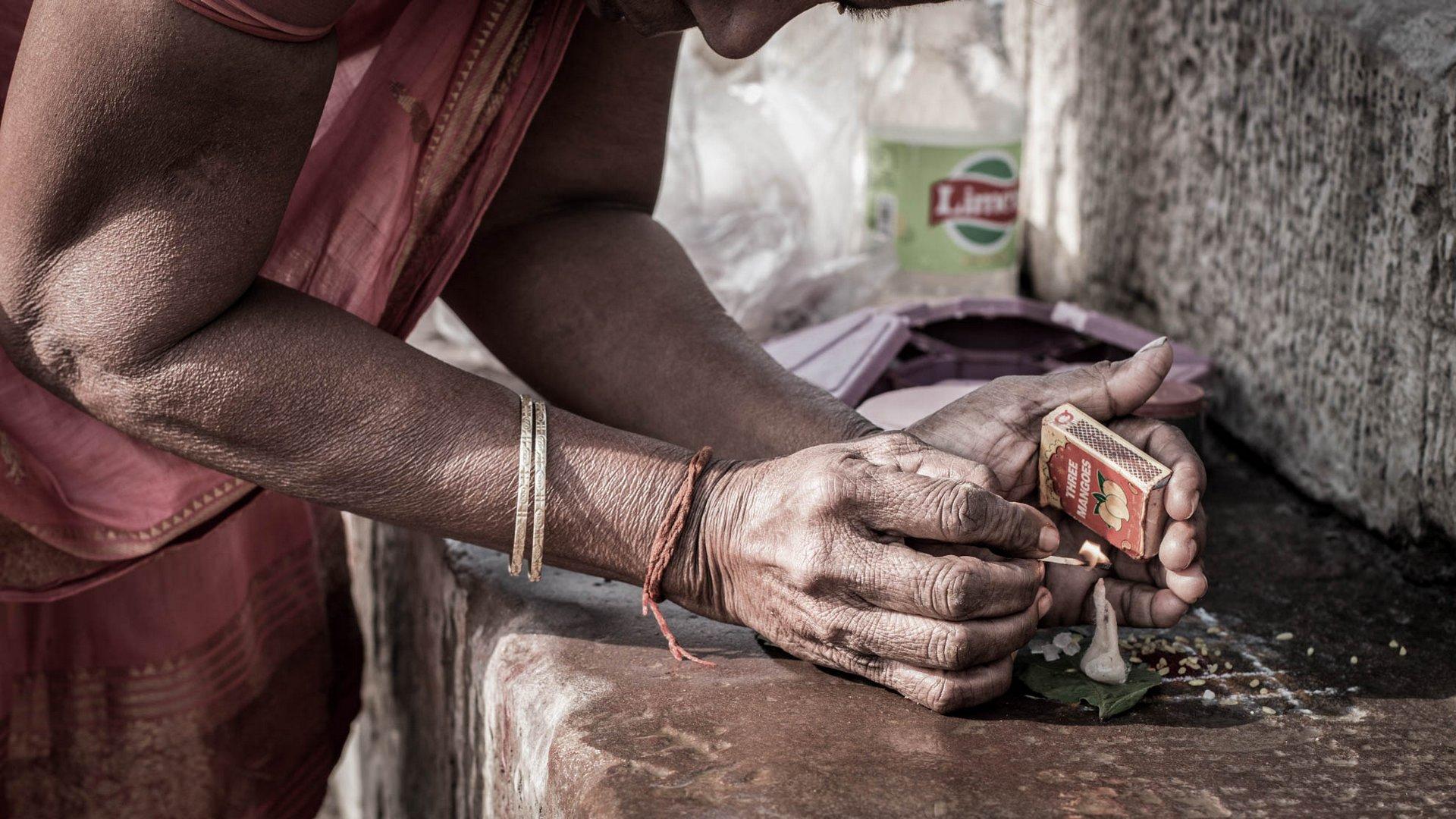 Varanasi - Indaia