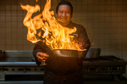 Grand hotel Tijuana chef garage photostu