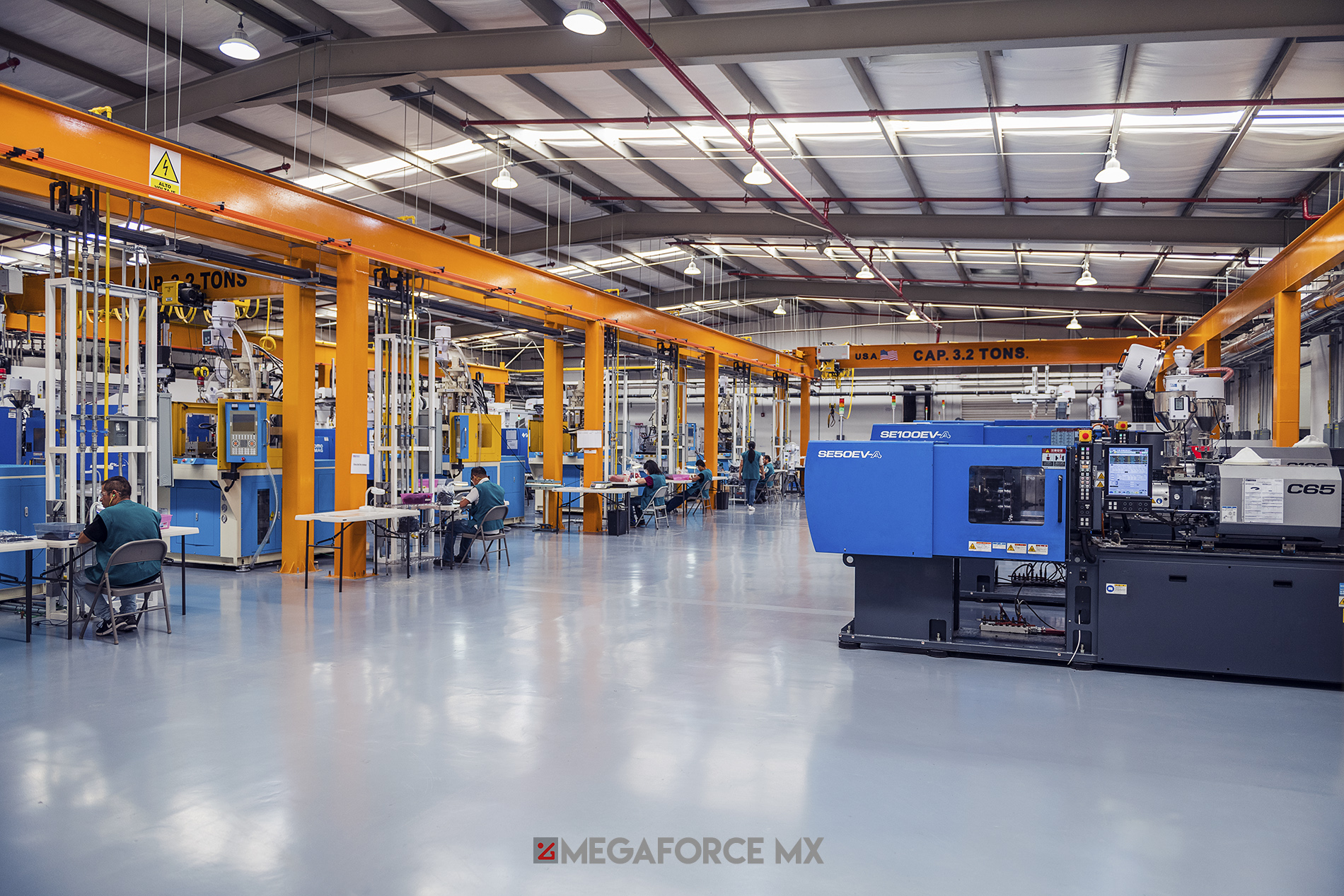 megaforce mx korean tooling plant