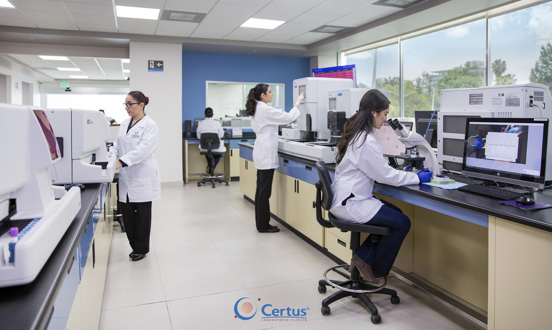 Certus laboratorios clinicos