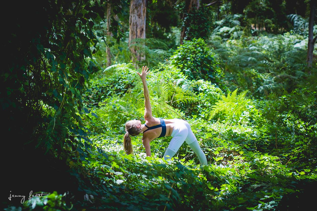 Yoga, Boranup Forest, Margaret River