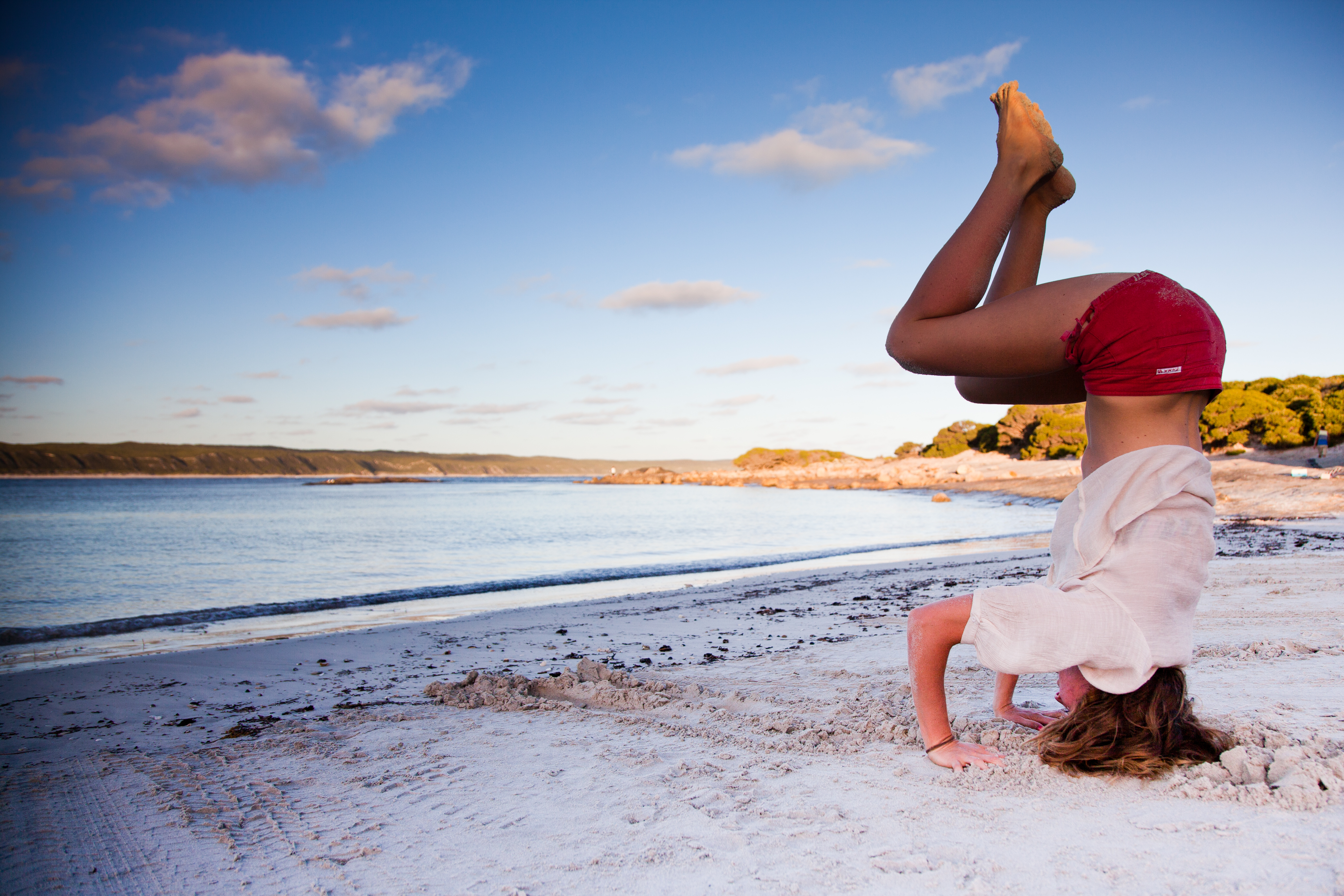 Yoga down south
