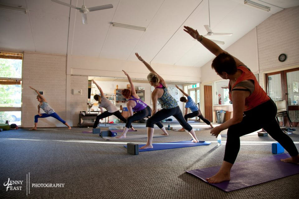 Yoga therapy, yoga for blokes