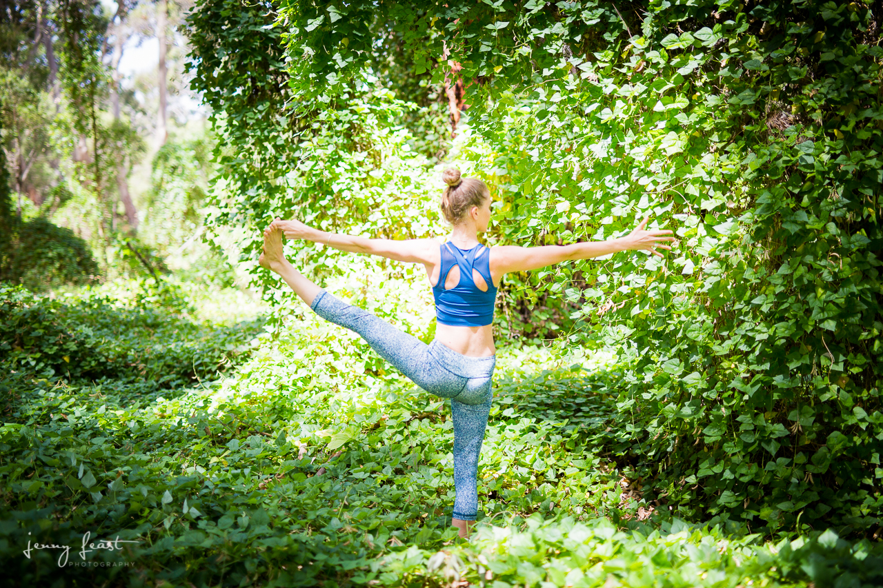 Private Yoga, Wedding day yoga