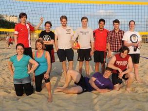 Beach Volleyball July 2015