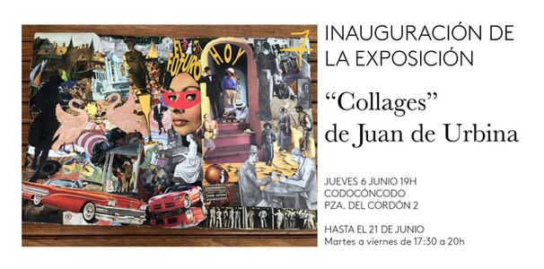 EXPO JUAN DE URBINA CARTEL WEB NOVEDADES