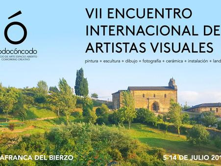 VII ENCUENTRO INTERNACIONAL DE ARTISTAS VISUALES