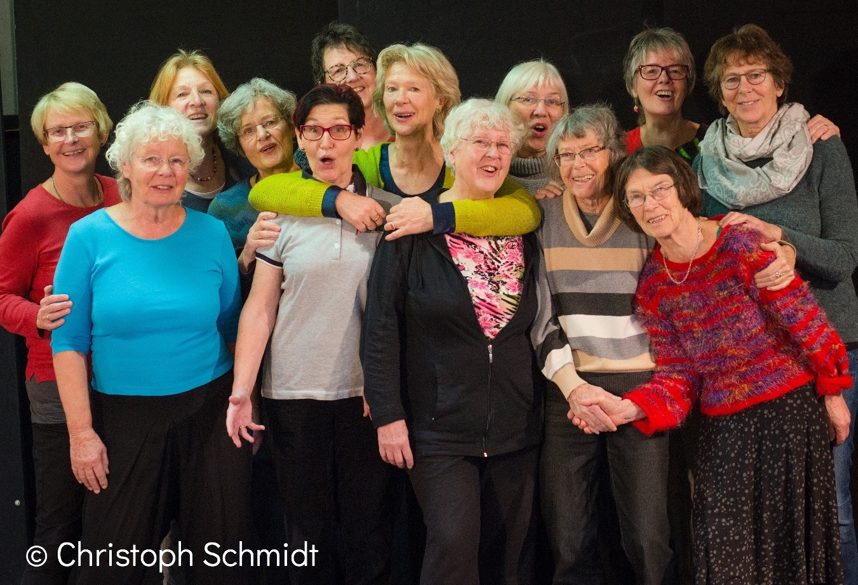 Frauentheater Purpur © Christoph Schmidt
