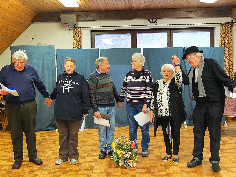 Fatales Seniorentheater