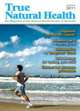 True Natural Health Mag March 2013