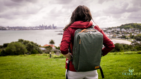 The importance of making friends in a new place