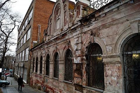 синагога, владивосток, реконструкция, дизайн, интерьер, дизайн интерьера