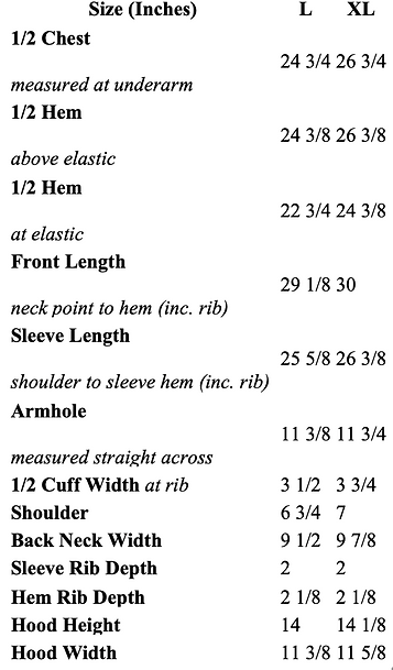 SH Product Sizing Chart.png