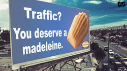 Madeleine billboard 1