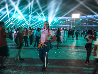 Central American Games Opening Ceremonies