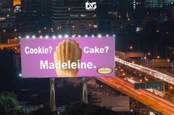 Madeleine billboard 2