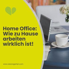 Home Office: Wie von zuhause aus arbeiten wirklich ist!