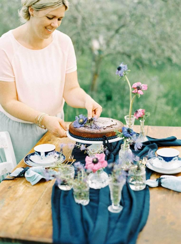 Silvia Fischer - Echte Kuchenliebe