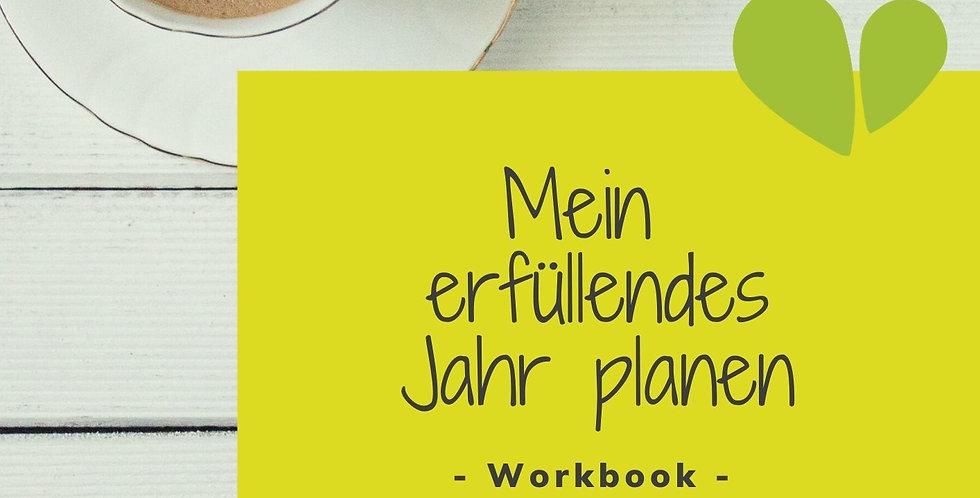 Mein erfüllendes Jahr planen  [Workbook]