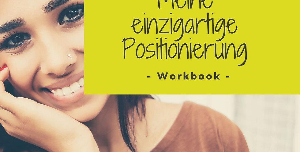Meine einzigartige Positionierung [Workbook]