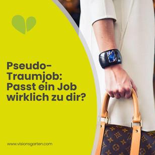 Pseudo-Traumjob? So findest du heraus, ob ein Job wirklich zu dir passt!
