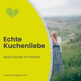Echte Kuchenliebe einer Powerfrau: Silvia Fischer im Porträt