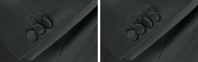 Tuxedo-button Guide