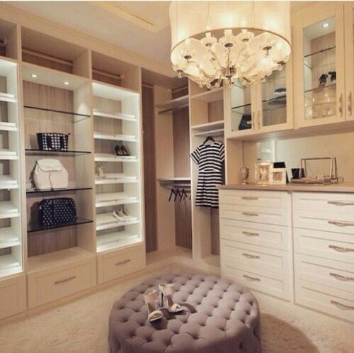 Dream closet Inspiration