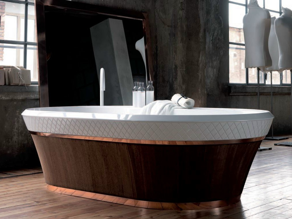 Copper-Soaking Tub Inspiration