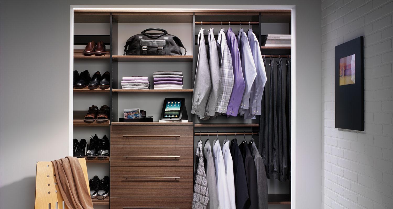 Men's closet Inspiration
