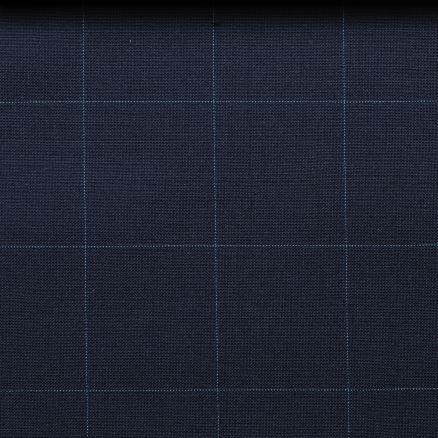 Winowpane wool suiting
