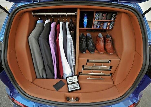 Car-closet Inspiration