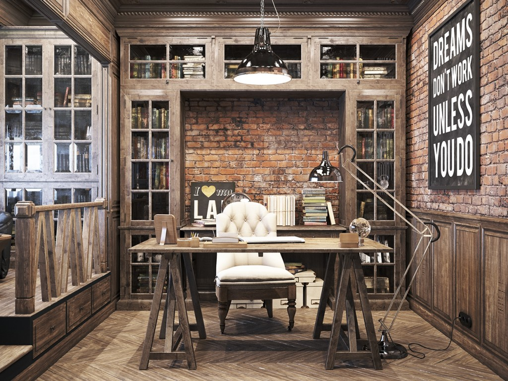Vintage office Inspiration
