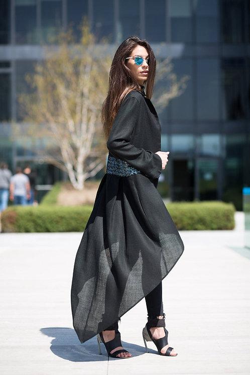 Victorian High-low Dress Coat