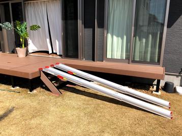 1.2mから3mの長さ調整が可能です。