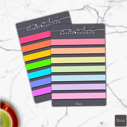 Washi: Rainbow