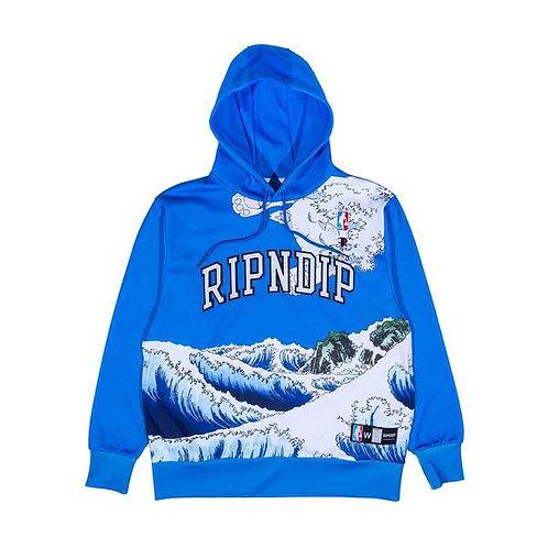 RIPNDIP - GREAT WAVE HOODIE
