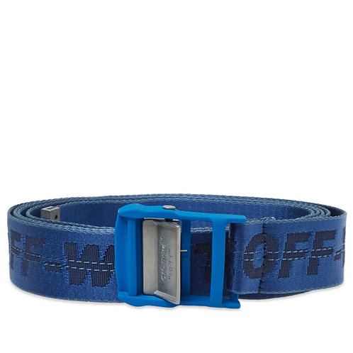 "Off-White Industrial Belt ""BLUE"""