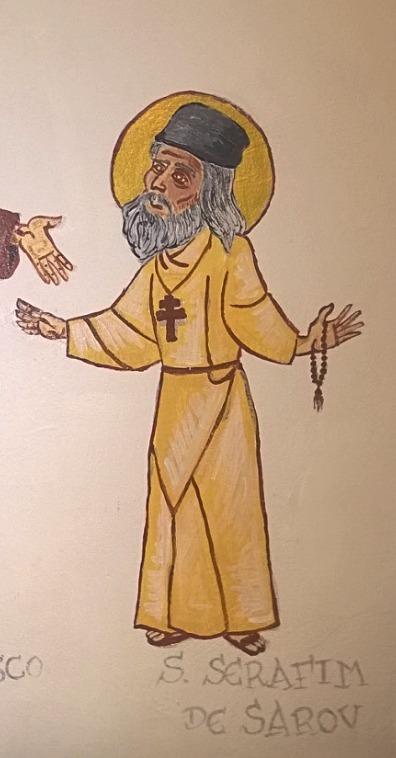 São Serafim de Sarov