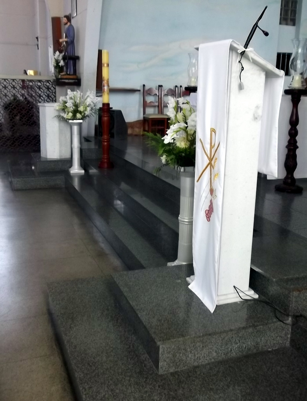 AMBÃO IGREJA S JOSÉ OPERÁRIO