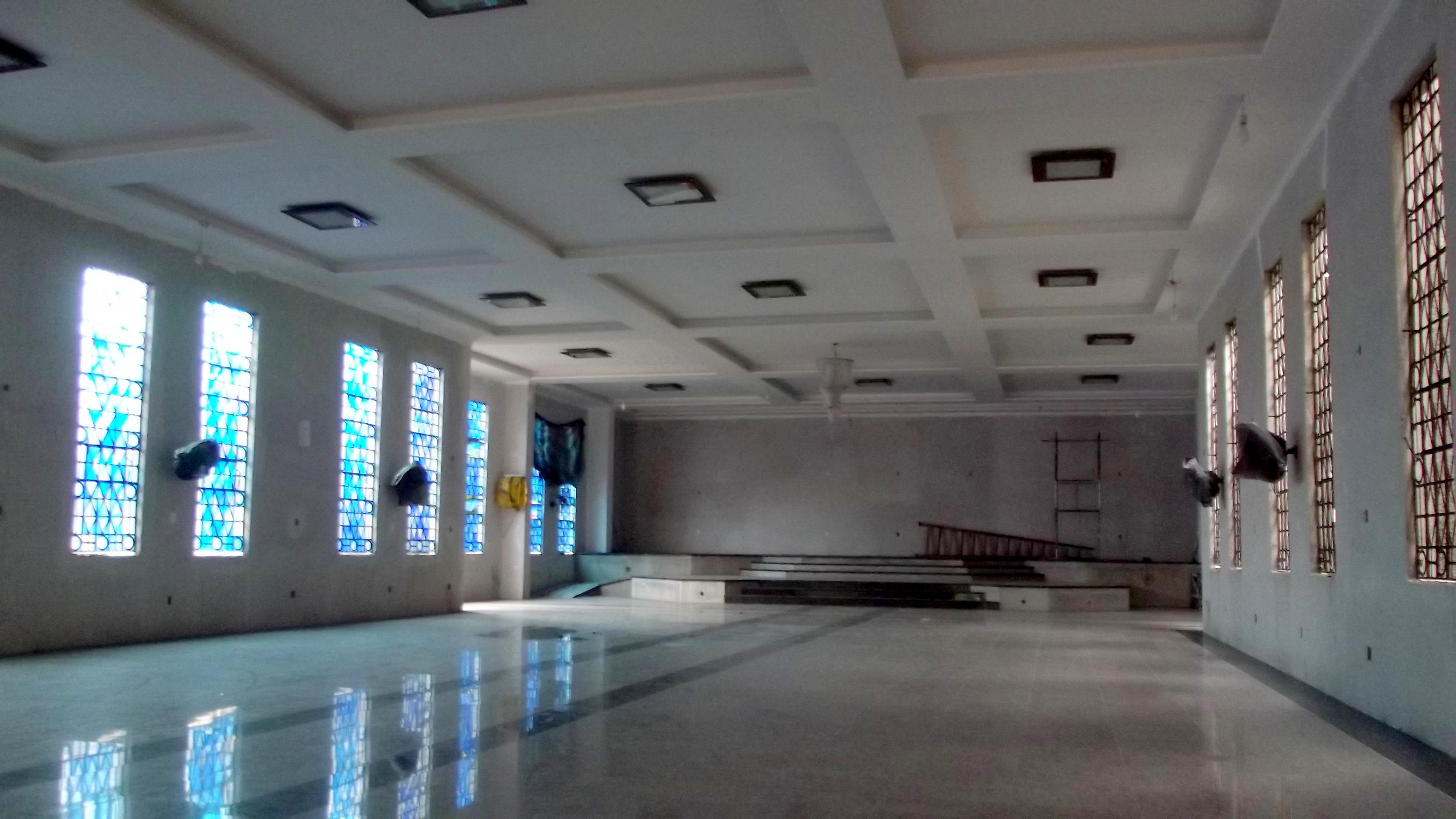 Teto igreja S Tomé (1)
