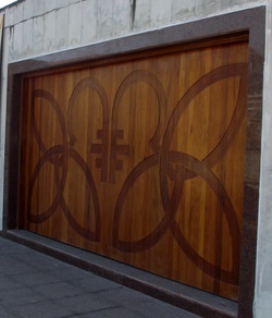 Porta igreja São Pedro