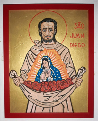 ícone de São Juan Diego