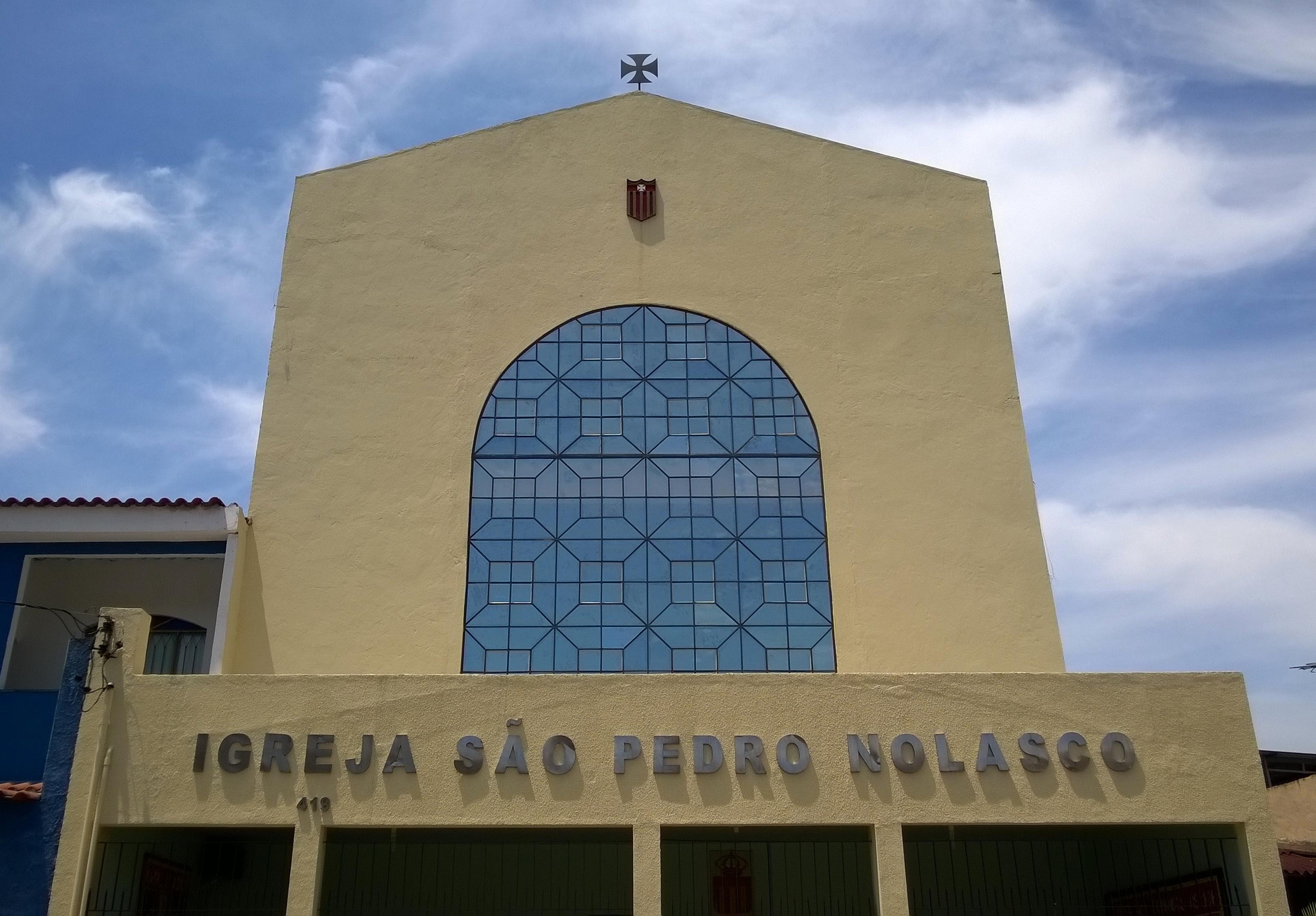 FACHADA SÃO PEDRO NOLASCO