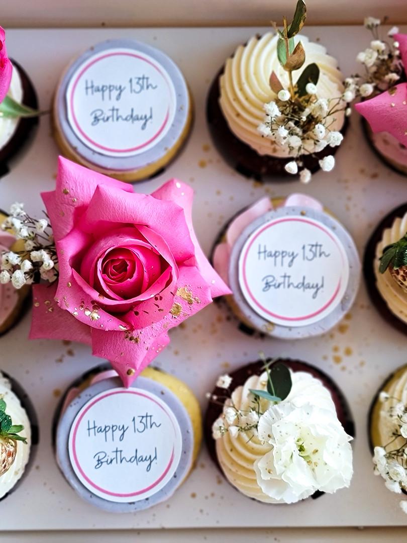 Glam Cupcakes