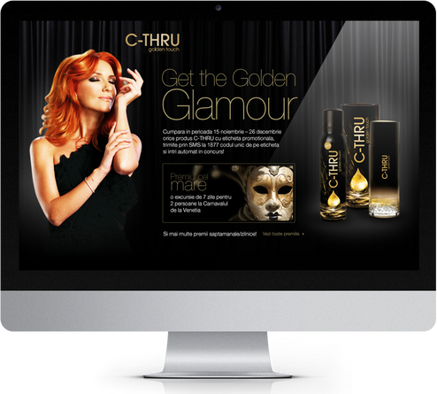 Get the golden glamour 1